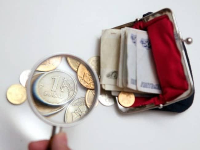 Рис. 3. При минимальной заработной плате можно вовсе остаться без источника существования в старости