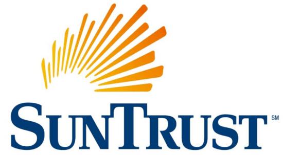 Рис. 4. Логотип SunTrust Bank