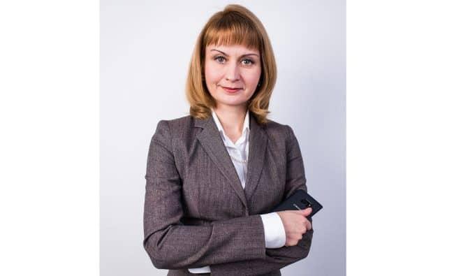 Рис. 5. Наталья Сторожева