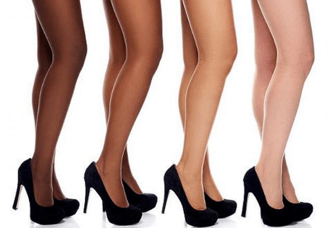 Рисунок 1. Разнообразие брендов любимых женщинами колготок