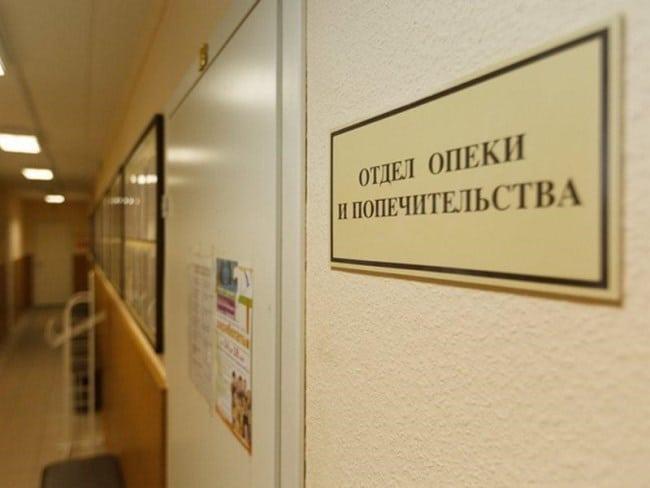 Рисунок 2. Отделы опеки и попечительства есть в каждом регионе России