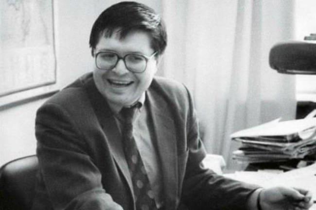 Рисунок 6. Опальный министр экономики в молодости
