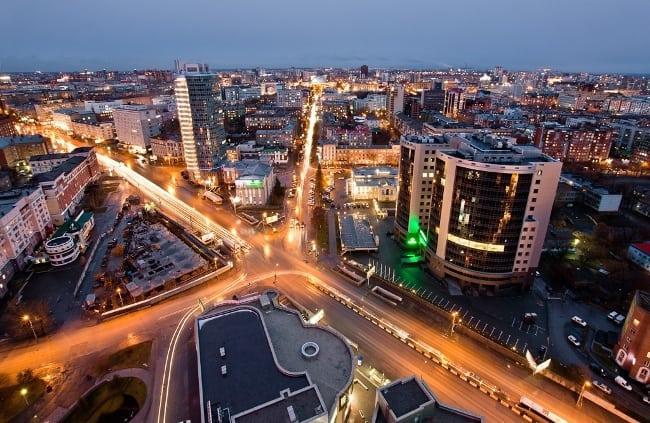 Рис 2. В Новосибирске средняя зарплата составляет 30 тыс. руб.