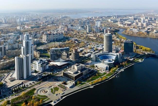Рис 4. В Екатеринбурге средний заработок составляет 38,4 тыс. руб.