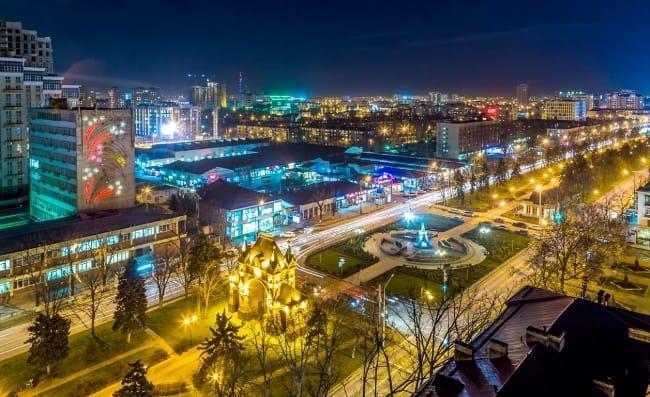 Рис 7. В Краснодаре средняя заработная плата составляет 36,2 тыс. руб.