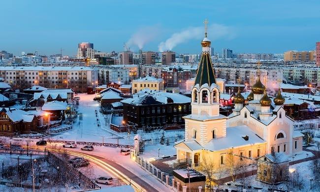 Рис 8. В Якутске заработная плата держится на уроне 50-70 тыс. руб.