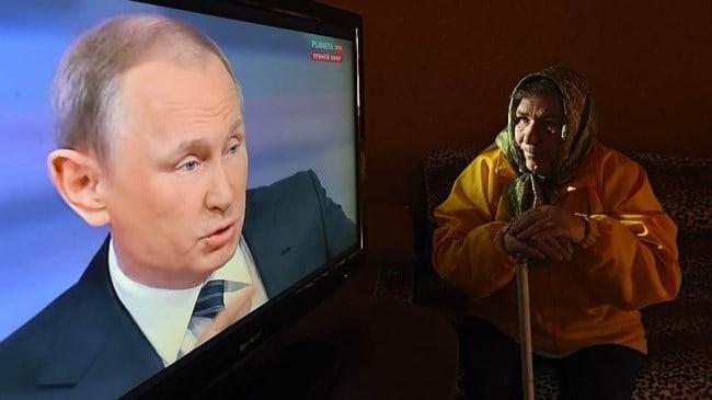 Рис. 1. Путин пообещал пенсионерам поднять выплаты
