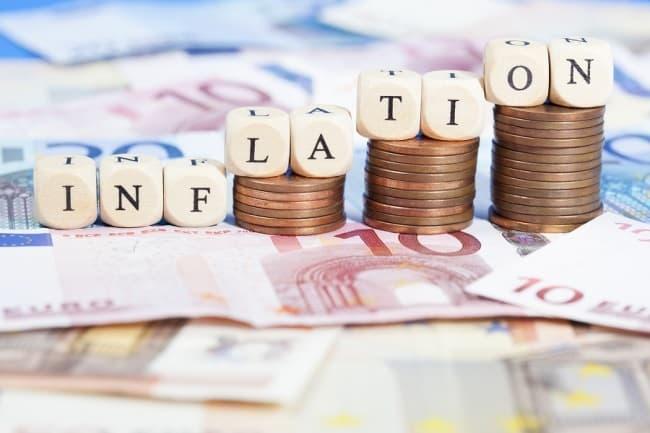 Рис. 5. Инфляция набирает обороты