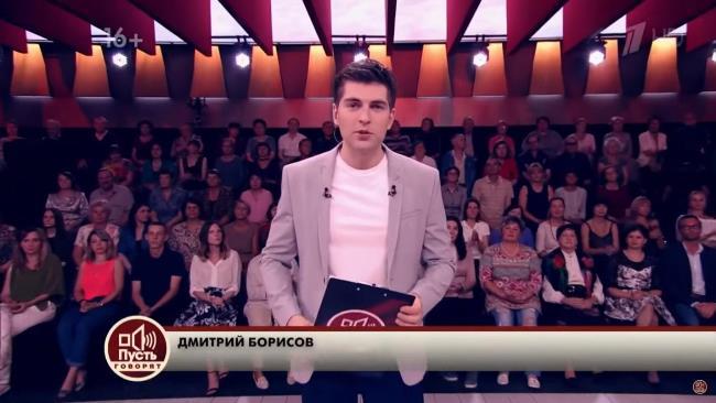 Рис. 6. Новый ведущий «Пусть говорят» быстро стал любимцем зрителей