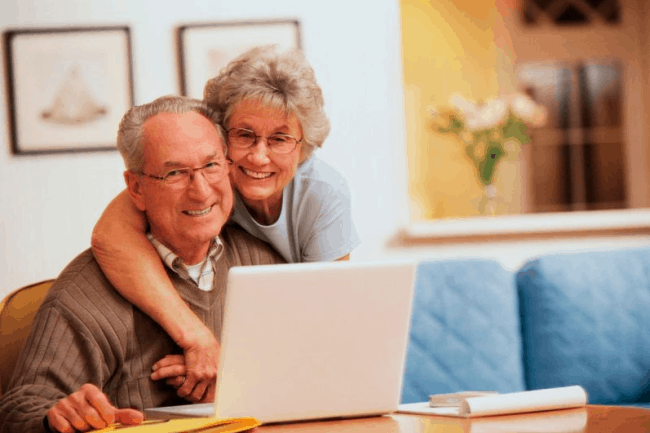 Рис. 7. Пенсионеры тоже имеют право на налоговый вычет