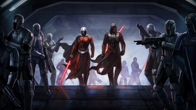 Рис.2 Star Wars: The Old Republic