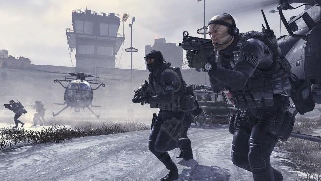 Рис.3 Call of Duty: Modern Warfare 2