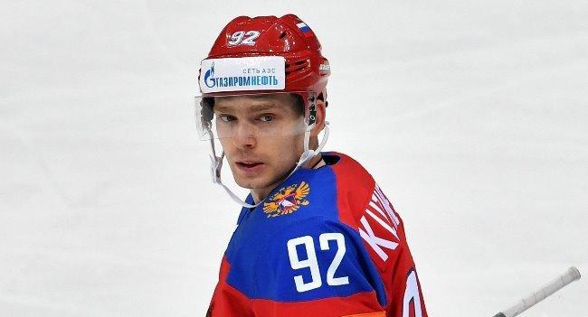 Рисунок 4. Хоккеист Евгений Кузнецов