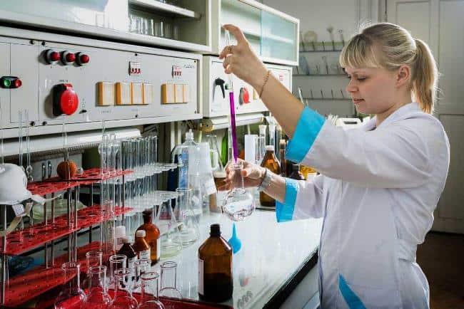Рис. 1. Лабораторное исследование