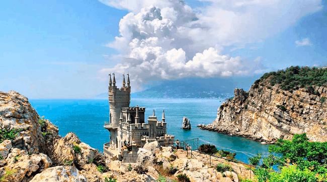 Рис. 14. Остров Крым