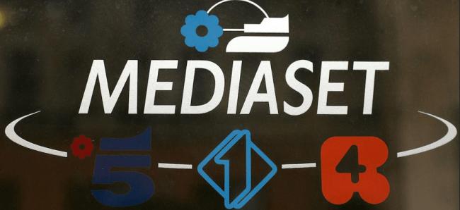 Рис. 2. Логотип холдинга Mediaset