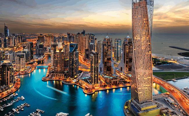 Рис. 5. Объединенные Арабские Эмираты