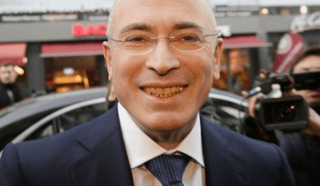 Ходорковский бредит желанием получить корону российского монарха