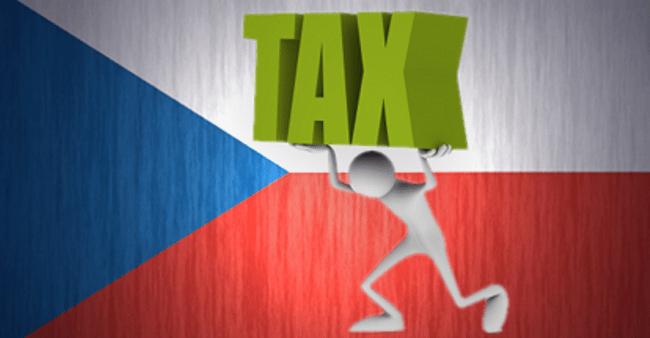 Рисунок 1. Особенности налогообложения заработной платы в Чехии