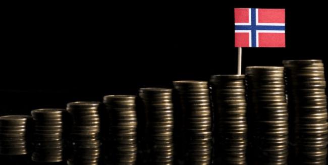 Рисунок 1. Особенности налогообложения заработной платы в Норвегии