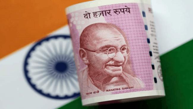 Рисунок 1. Средняя заработная плата в Индии