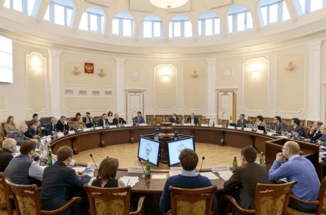 Рисунок 1. Заседания министров