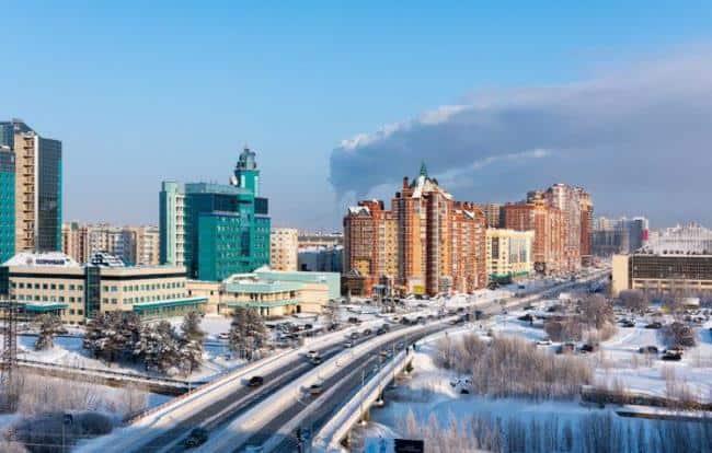 Рисунок 5. Компания «Сибрегионстрой» зарегистрирована в Сургуте