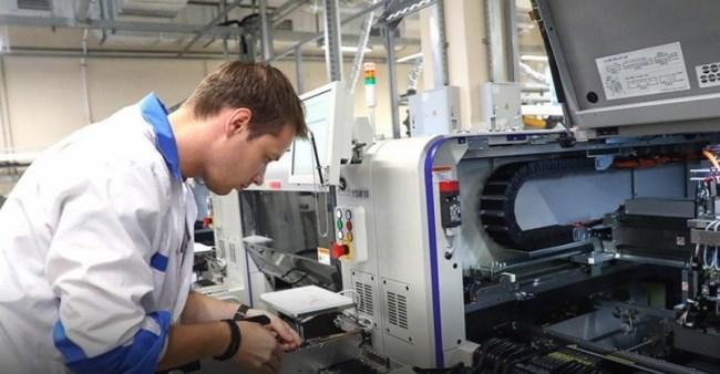 Рис. 1. Модернизация увеличивает производительность труда, но сокращает рабочие места