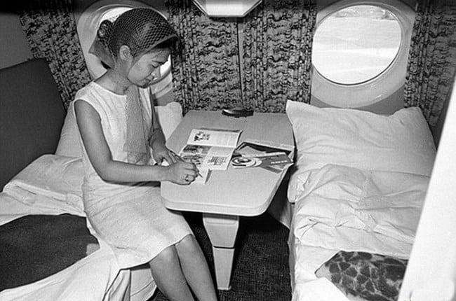 Рис. 1. ТУ-114 «Аэрофлот», 1960-е гг.