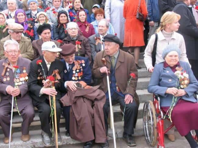 Рис. 4. Большая часть участников войны имеет инвалидность