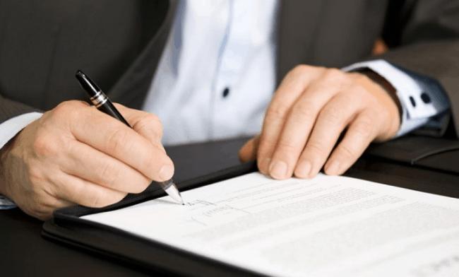Рисунок 2. Сбор подписей депутатов — обязательный этап