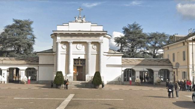 Рис. 1. Campo della Gloria, Турин. Место начала шествия «Бессмертного полка». Источник: фото из архива автора Барбаевой В.В.