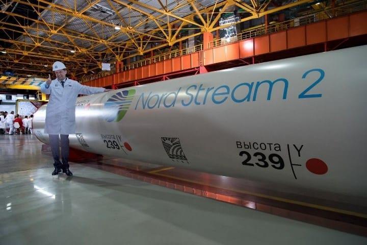 Рис. 1. Оборудование Nord Stream 2