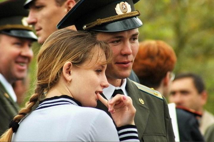 Рис. 1. Увольнение супруги военнослужащего