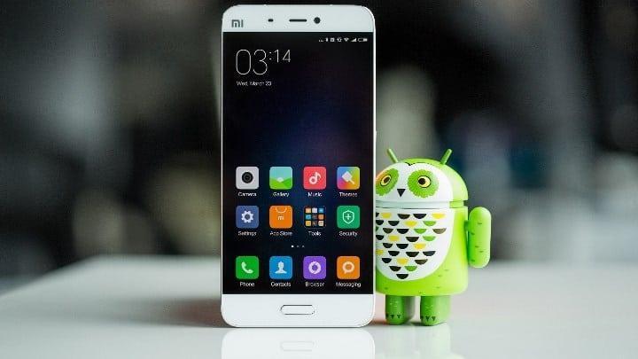 Рис. 2. Недорогие смартфоны в основном работают на платформе Android
