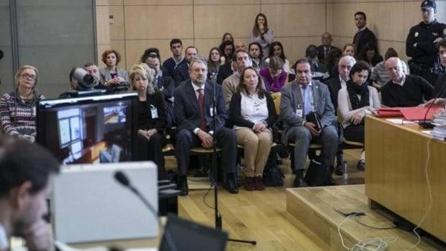 Рис. 2. Рассмотрение дела в Испании
