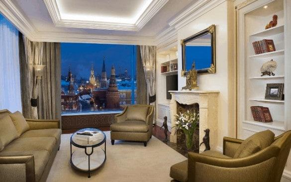 Рис. 3. The Ritz-Carlton