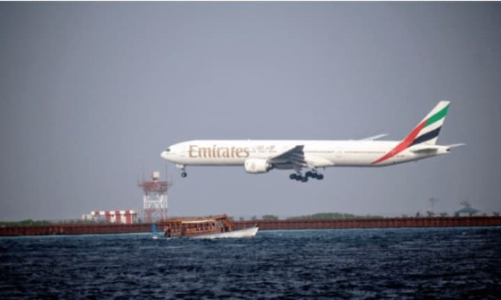 Рисунок 1. Самые дешевые авиабилеты предлагает авиакомпания «Emirates»