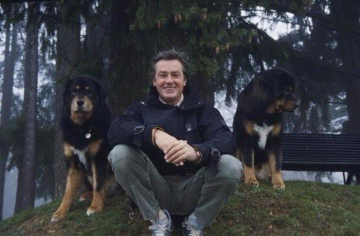 Рисунок 1. Вместе со своими собаками