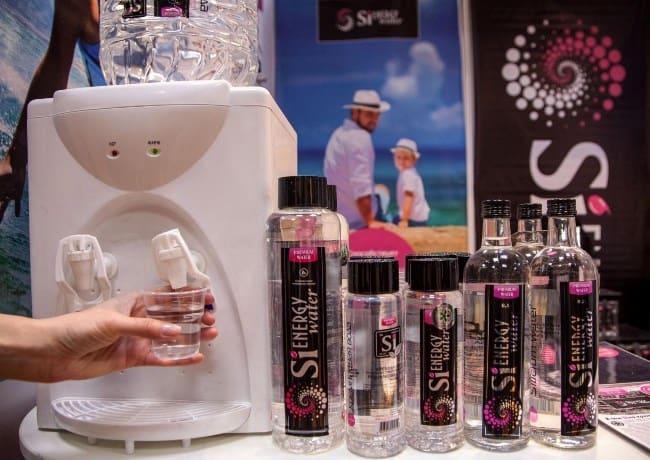 Рисунок 3. Благодаря усилиям маркетологов, употребление кремниевой воды стало популярным способом восстановления здоровья