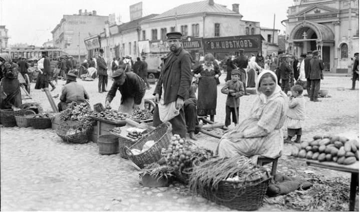 Рис. 1. Московский рынок