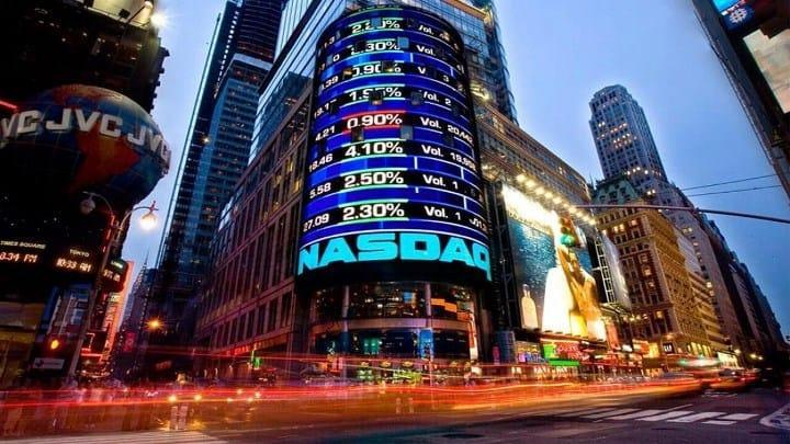 Рис. 1. Штаб-квартира NASDAQ