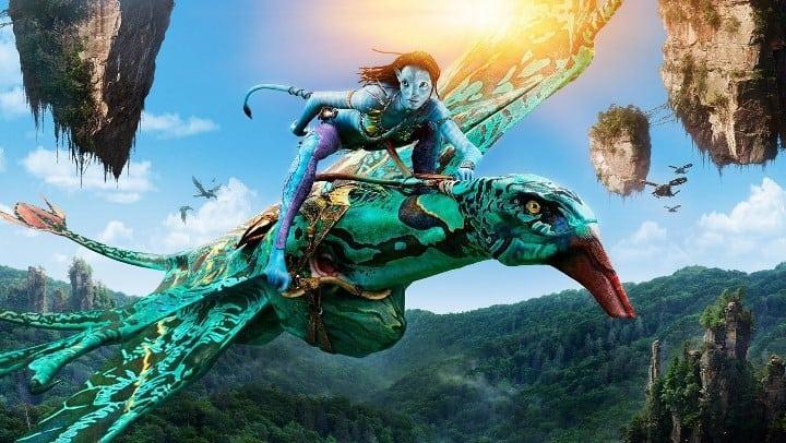 Рис. 2. Кадр из фильма Avatar