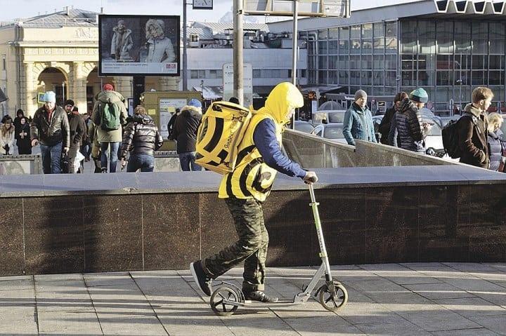 Рис. 2. Не хуже велосипеда. Фото с сайта Газета Нова