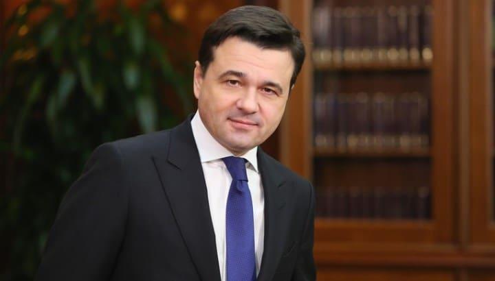 Рисунок 2. Губернатор Московской области