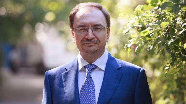 Ректор Н. М. Кропачев