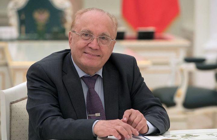Ректор В. А. Садовничий