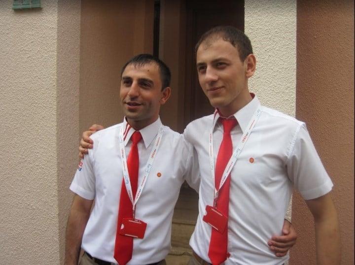 Рис. 1. Турция встречает гостей