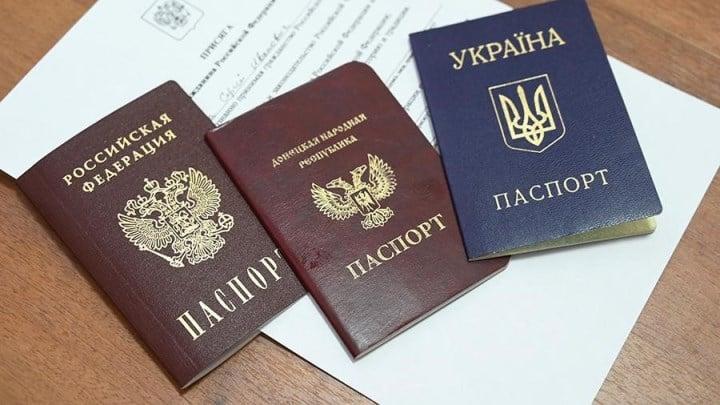 Рис. 1. Возможность получить паспорт РФ получили все жители Донбасса