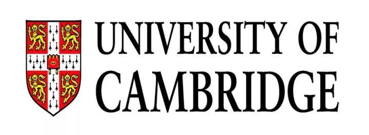 Рис. 1. Эмблема University of Cambridge